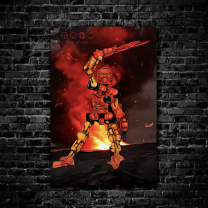 Tahu Toa of Fire